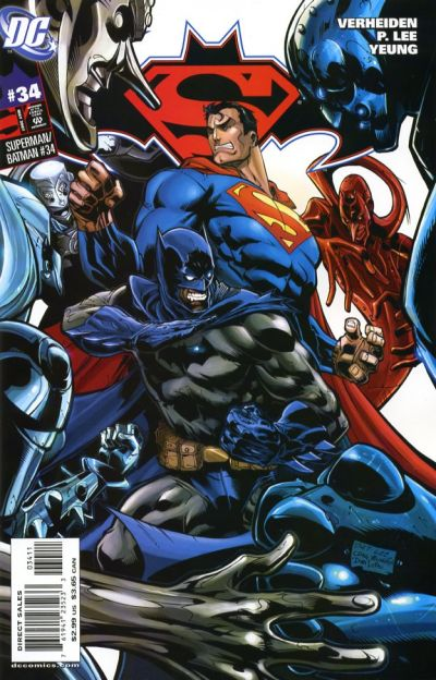Superman/Batman Vol 1 34