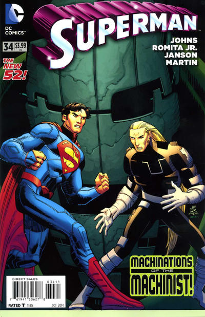 Superman Vol 3 34