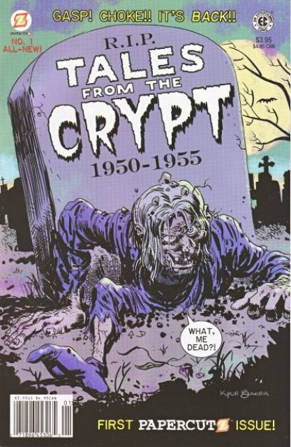 Tales from the Crypt (2007) Vol 1
