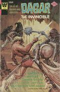 Tales of Sword and Sorcery Dagar the Invincible Vol 1 14 Whitman