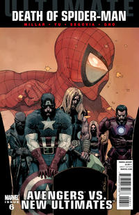 Ultimate Avengers vs. New Ultimates Vol 1 6
