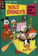 Walt Disney's Comics and Stories Vol 1 344