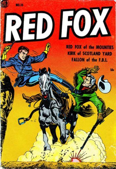 Red Fox Vol 1