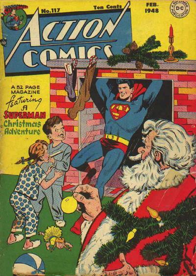 Action Comics Vol 1 117