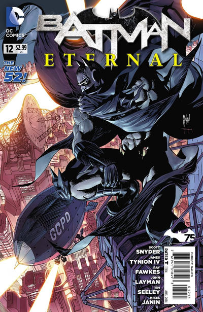Batman Eternal Vol 1 12