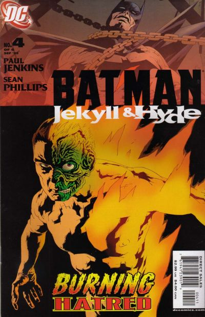 Batman: Jekyll and Hyde Vol 1 4