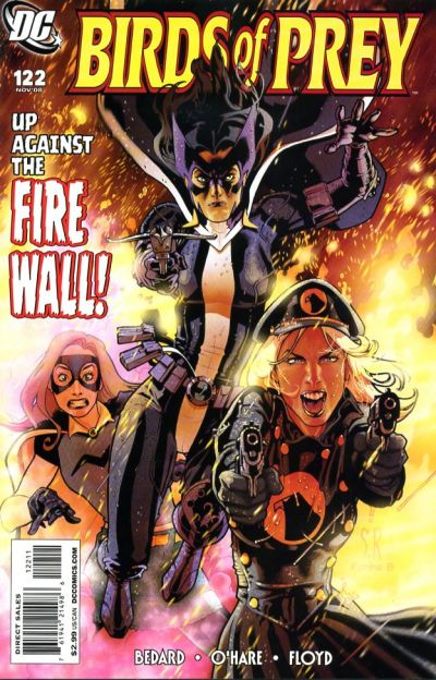 Birds of Prey Vol 1 122