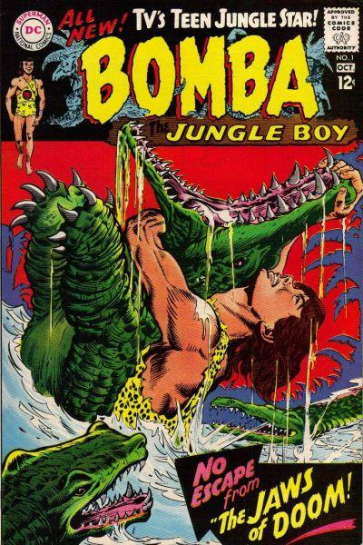 Bomba the Jungle Boy Vol 1