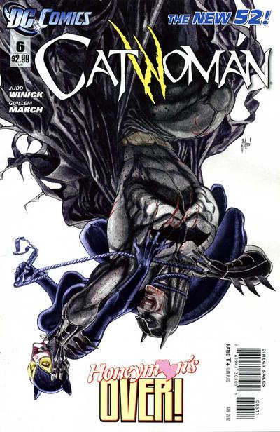 Catwoman Vol 4 6