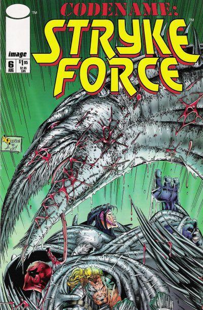 Codename: Stryke Force Vol 1 6