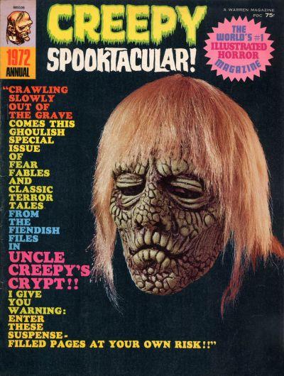 Creepy Annual Vol 1 2