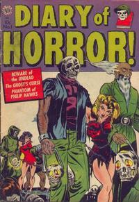 Diary of Horror Vol 1 1