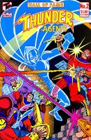 Hall of Fame Featuring the T.H.U.N.D.E.R. Agents Vol 1 2