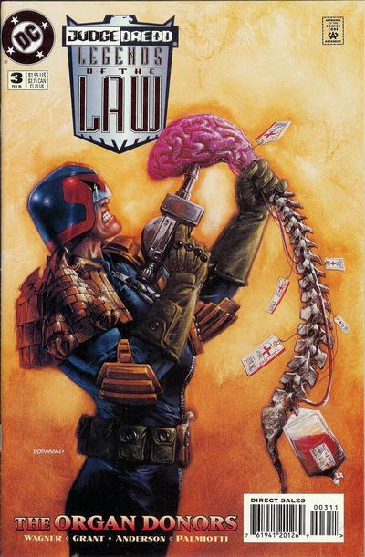 Judge Dredd: Legends of the Law Vol 1 3