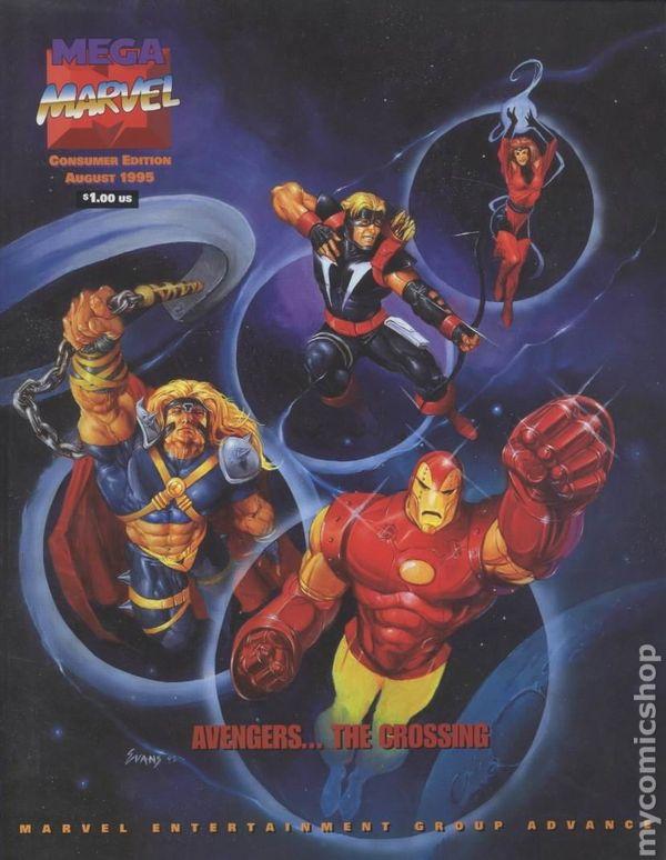 Mega Marvel Consumer Edition 508