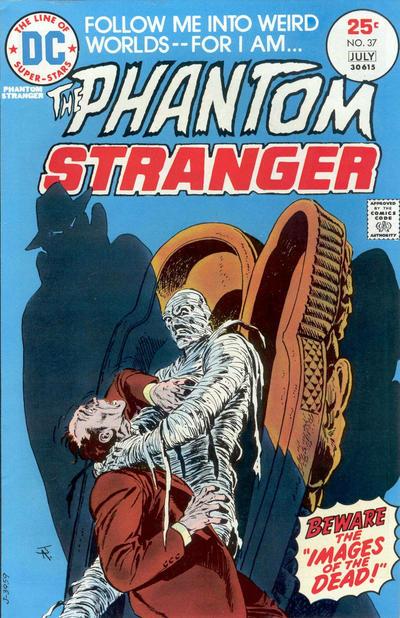 Phantom Stranger Vol 2 37