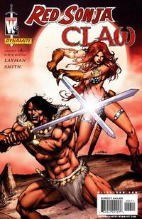 Red Sonja/Claw Vol 1 4
