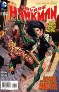 Savage Hawkman Vol 1 8