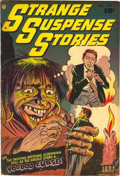 Strange Suspense Stories Vol 1 5