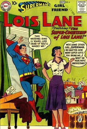 Superman's Girlfriend, Lois Lane Vol 1 4.jpg