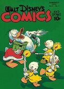 Walt Disney's Comics and Stories Vol 1 64