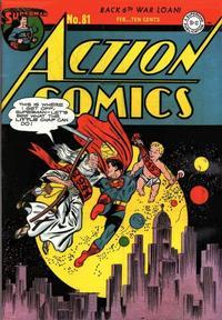 Action Comics Vol 1 81