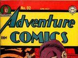 Adventure Comics Vol 1 92