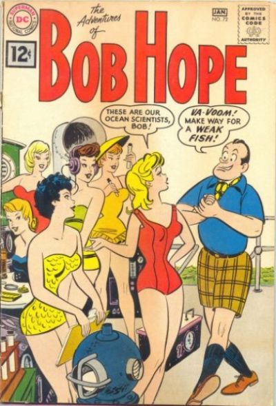 Adventures of Bob Hope Vol 1 72