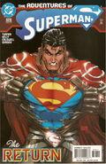 Adventures of Superman Vol 1 626