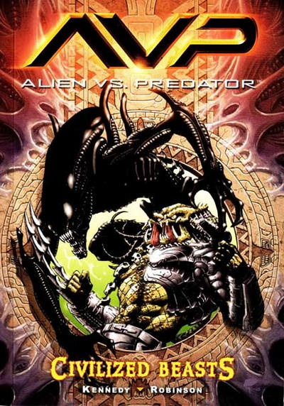 Alien vs. Predator: Civilized Beasts Vol 1 1