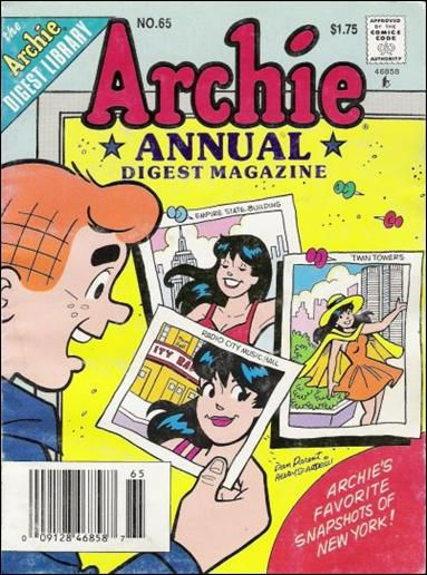 Archie Annual Digest Vol 1