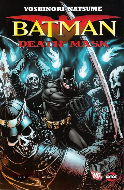 Batman: Death Mask/Covers
