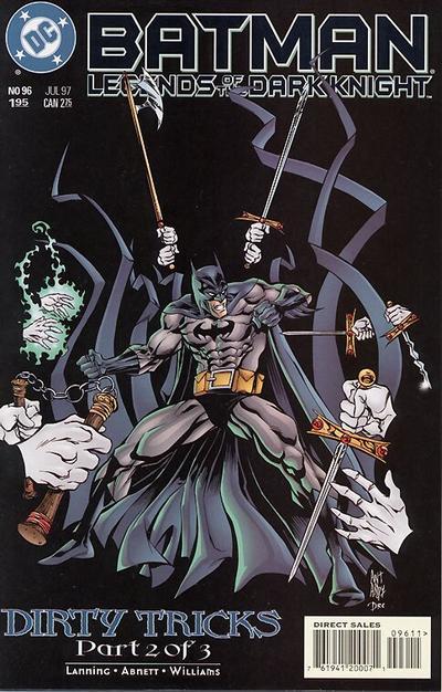 Batman: Legends of the Dark Knight Vol 1 96