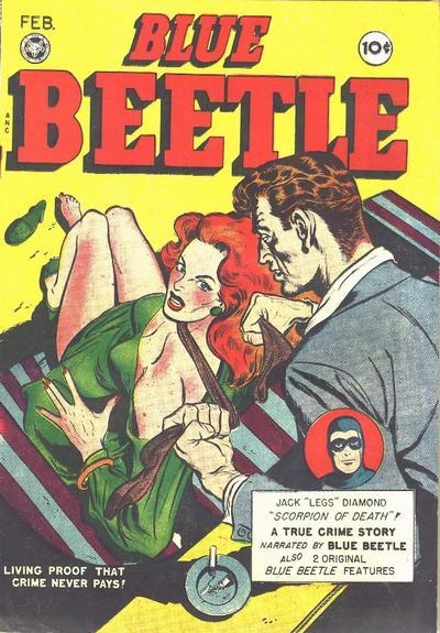 Blue Beetle (Fox) Vol 1 53