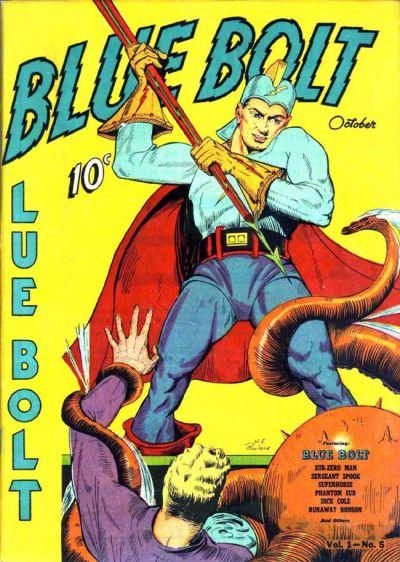Blue Bolt Vol 1 5