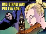 Diabolik: Uno Stradivari per Eva Kant Vol 1 1
