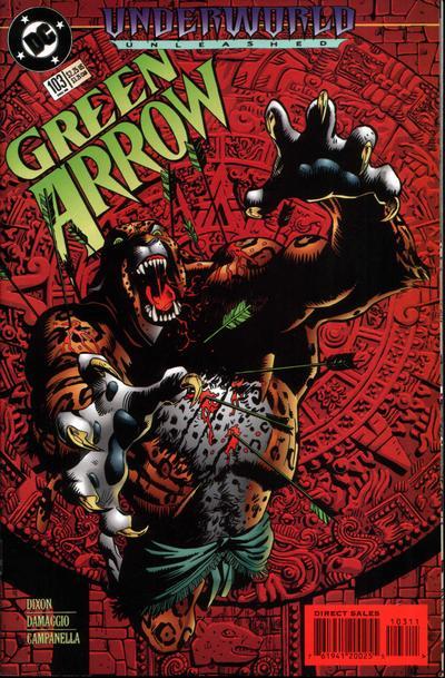 Green Arrow Vol 2 103