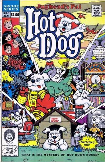 Jughead's Pal Hot Dog Vol 1 1