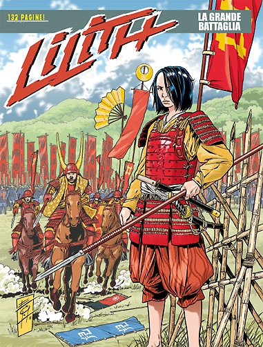 Lilith Vol 1 8
