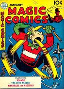 Magic Comics Vol 1 114