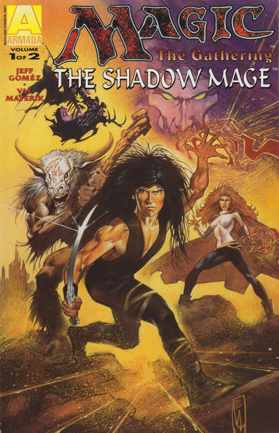 Magic the Gathering: The Shadow Mage Vol 2 1