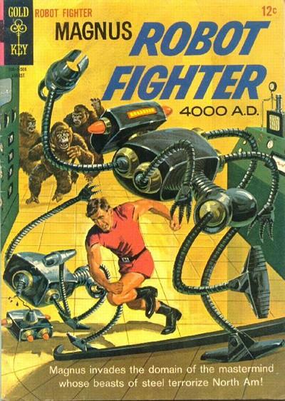 Magnus, Robot Fighter Vol 1 11