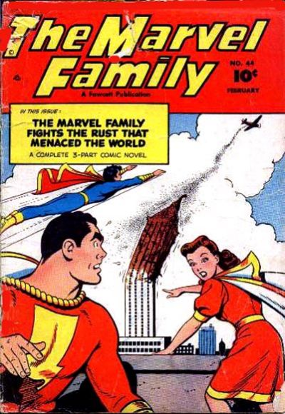 Marvel Family Vol 1 44