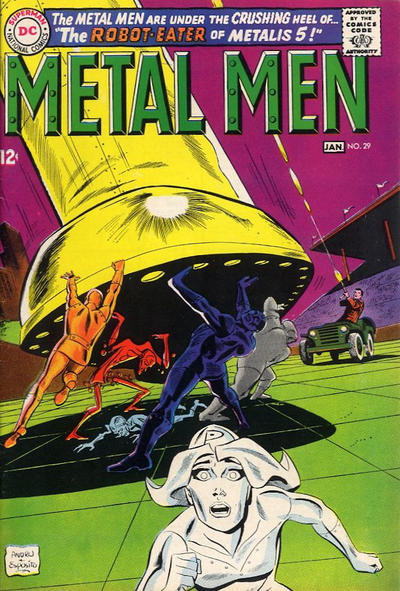 Metal Men Vol 1 29