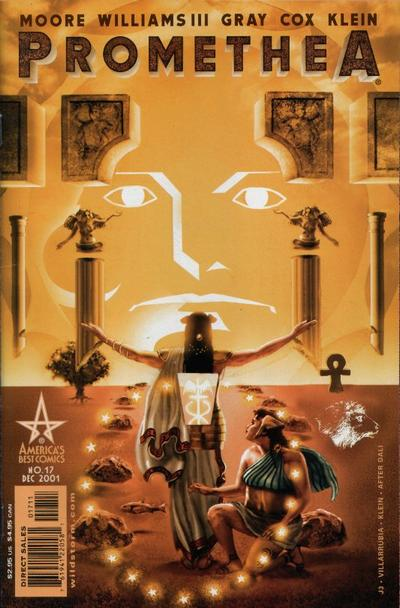 Promethea Vol 1 17