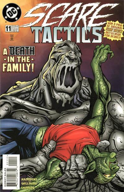 Scare Tactics Vol 1 11