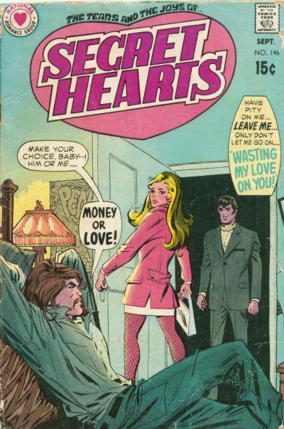 Secret Hearts Vol 1 146