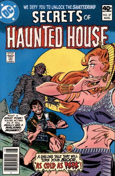 Secrets of Haunted House Vol 1 27