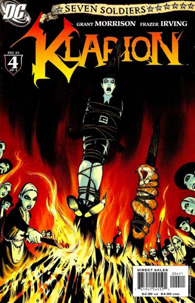 Seven Soldiers: Klarion Vol 1 4