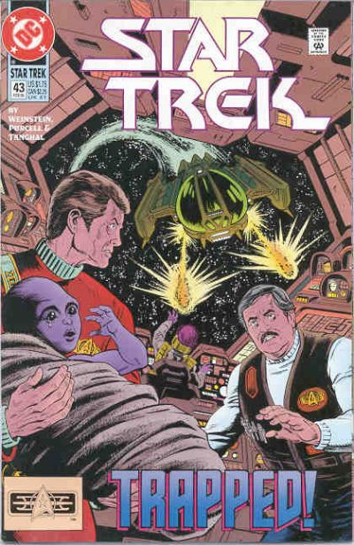 Star Trek (DC) Vol 2 43